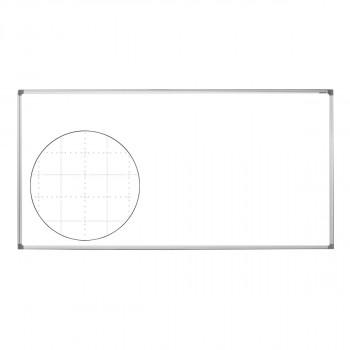 馬印 AXシリーズ 壁掛 暗線入ホーローホワイトボード W1810×H920 AX36XN [ラッピング不可][代引不可][同梱不可]