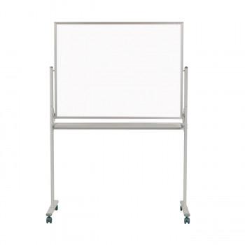 最安価格 馬印 映写対応ホワイトボード 両面脚付 UMボード/ホーローホワイトボード 1210×910mm UM34TD [ラッピング][][同梱], ベッド通販専門店 ネルコ fa46ae8b