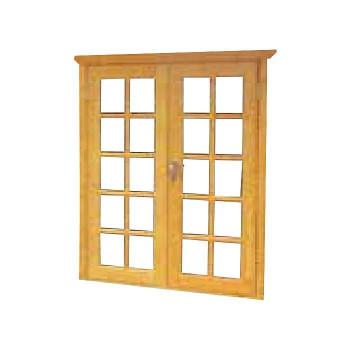 エコノミーアペックス用ドア 両開き 33724 [ラッピング不可][代引不可][同梱不可]