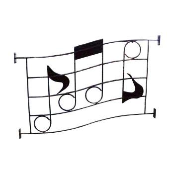 ミュージックフェンスO型 36416 [ラッピング不可][代引不可][同梱不可]