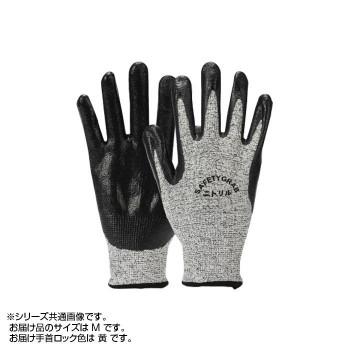 勝星 ハードワーク 耐切創手袋 セフティグラブ ソフト ♯8500 M 10双 [ラッピング不可][代引不可][同梱不可]