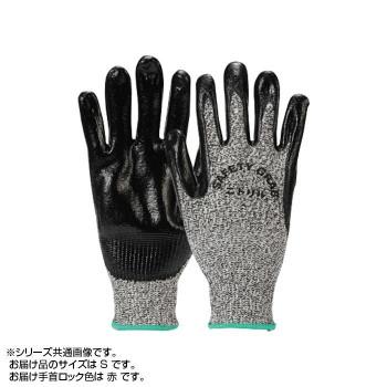 勝星 ハードワーク 耐切創手袋 セフティグラブ ハード ♯8600 S 10双 [ラッピング不可][代引不可][同梱不可]