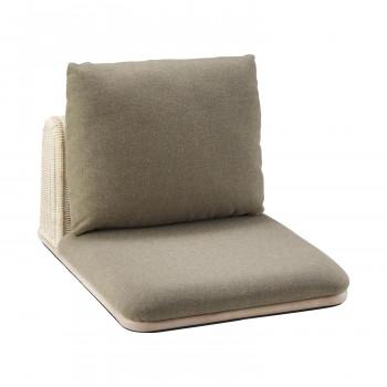HOMEDAY 座椅子 WHW(ホワイトウォッシュ アッシュ) RA-834-M [ラッピング不可][代引不可][同梱不可]