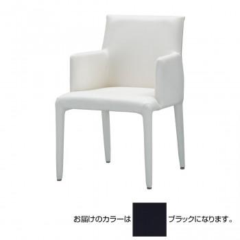 MIKIMOKU ミキモク チェア MSC-7109A ブラック(PVC) [ラッピング不可][代引不可][同梱不可]