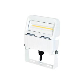 常設用フラットライト LJS-FA10D-W-50K 白 10W 13785