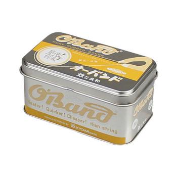 共和 オーバンド 30gシルバー缶 チョコレート 30g/缶 GG-040-CH 20缶 GG-040-CH [ラッピング不可][代引不可][同梱不可]