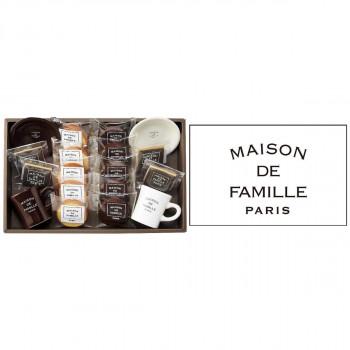 メイワ MAISON DE FAMILLE (メゾンドゥファミーユ)洋菓子ギフト MZF-F [ラッピング不可][代引不可][同梱不可]