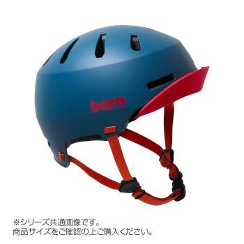 bern バーン ヘルメット MACON VISOR2.0 MT NAVY XL BE-BM28H20NVY-05