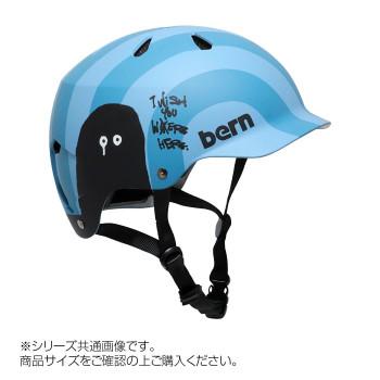 bern バーン ヘルメット WATTS RYUJI KAMIYAMA BLUE GREY XL BE-BM25BBGS-05