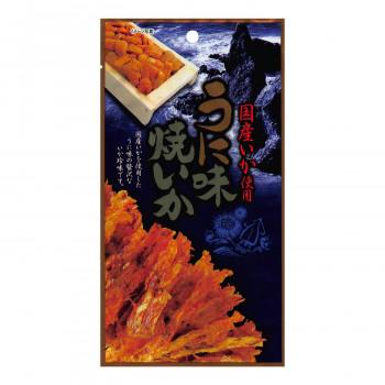 小島食品工業 おつまみ 珍味 A200 うに味焼いか 10g×100袋 [ラッピング不可][代引不可][同梱不可]