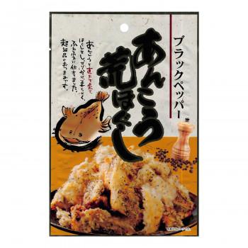 小島食品工業 おつまみ 珍味 A300 ブラックペッパーあんこう荒ほぐし 26g×60袋 [ラッピング不可][代引不可][同梱不可]