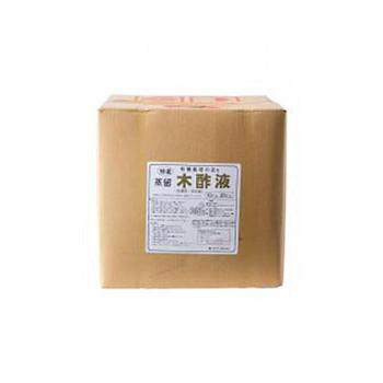 【送料無料】  川合肥料 機能性資材 木酢液(奈良) 20リットル [ラッピング不可][代引不可][同梱不可]