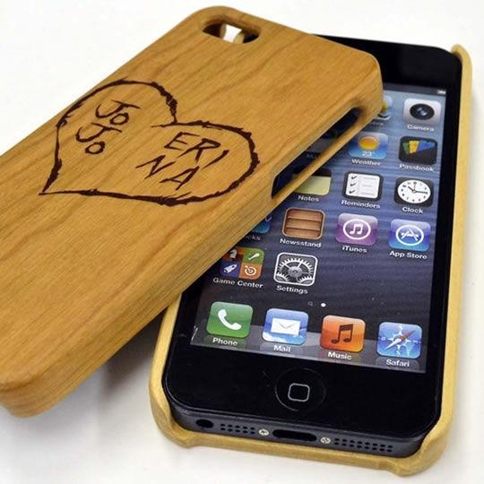 [strange adventure of Wood case iPhone 5s/5 ジョジョ] [easy ギフ _ packing]