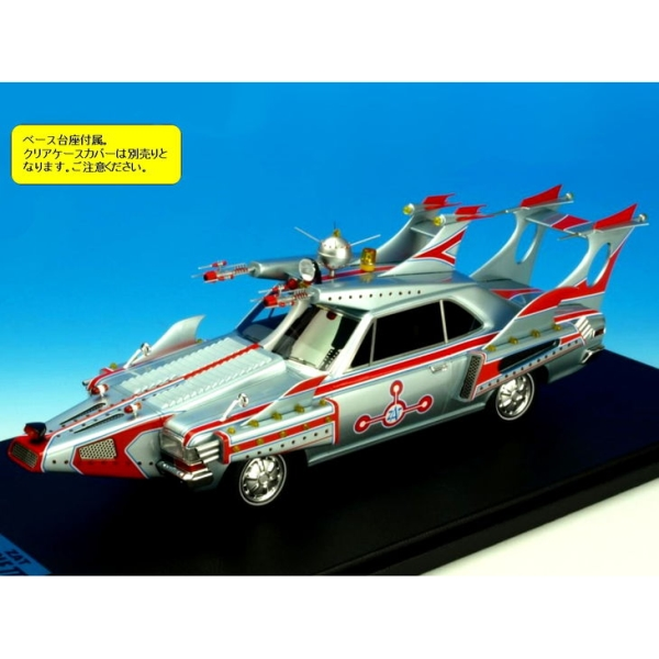 [AMIE / Ami Ultraman taro ZAT Wolf 777] [Fun gift _ packaging]