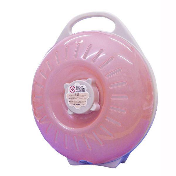 レディース&ベビー湯たんぽ(専用収納袋付) ピンク ※セット販売(12点入) [キャンセル・変更・返品不可]