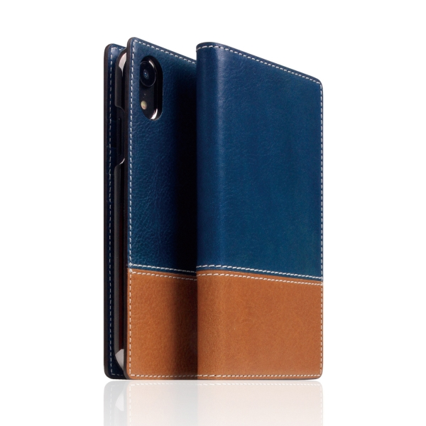 Tamponato Leather case(タンポナートレザケース) [iPhone XR] [キャンセル・変更・返品不可]