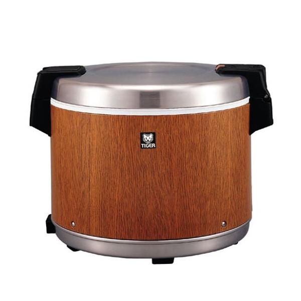 タイガー魔法瓶 JHC-9000 MO 業務用IH電子ジャー 炊きたて 木目柄 保温専用 5升 [キャンセル・変更・返品不可]