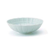 深山(miyama.) suzune-すずね- 麺鉢 緑青磁 [キャンセル・変更・返品不可]