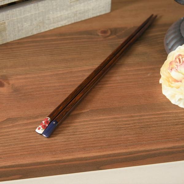 レトロヴィンテージ 箸 ジニア(花) [キャンセル・変更・返品不可]