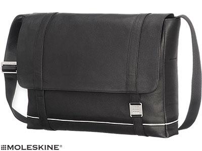 【モレスキン 本革 バッグ】モレスキン メッセンジャーバッグ リネージ MOLESKINE(894547)(5181101)【メッセンジャーバッグ 斜めがけ バッグ メンズ レディース ビジネス 大人】