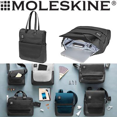 【モレスキン バッグ】\ポイント10倍!!/モレスキン ID トートバッグ ブラック(854979)(5180233)MOLESKINE【トートバッグ メンズ レディース ビジネス 大人】