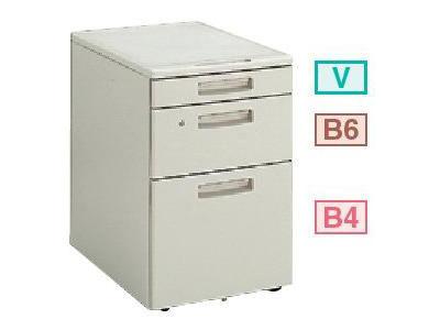 コクヨ KOKUYO / BS+デスクシステム ワゴン 3段 (W400・D600・H610)(SD-BSN46V3F11NN)