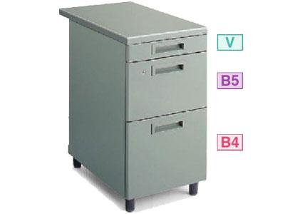 コクヨ KOKUYO / 事務用デスクSN型 (旧JIS規格デスク) 脇デスク (W405・D730・H740)(SD-SR9E3)