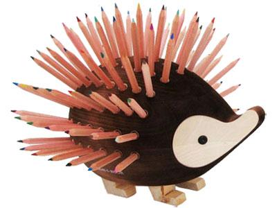 kohinoru(鲤鱼挪亚)KOH-I-NOOR/刺猬彩色铅笔台灯(大)96瓶一套(520 405)