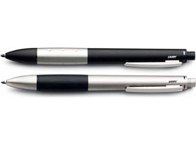 ラミー LAMY / Lamy 4 pen ラミー4ペン 多機能ペン 3色ボールペン+ペンシル(0.7mm)