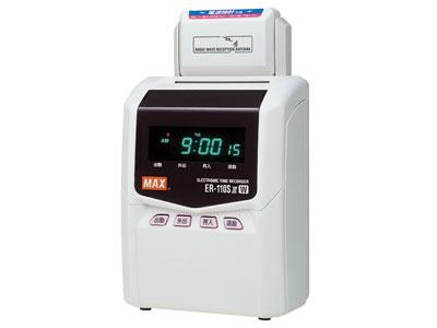 マックス MAX / 電子タイムレコーダー (ER-110SIIIW)
