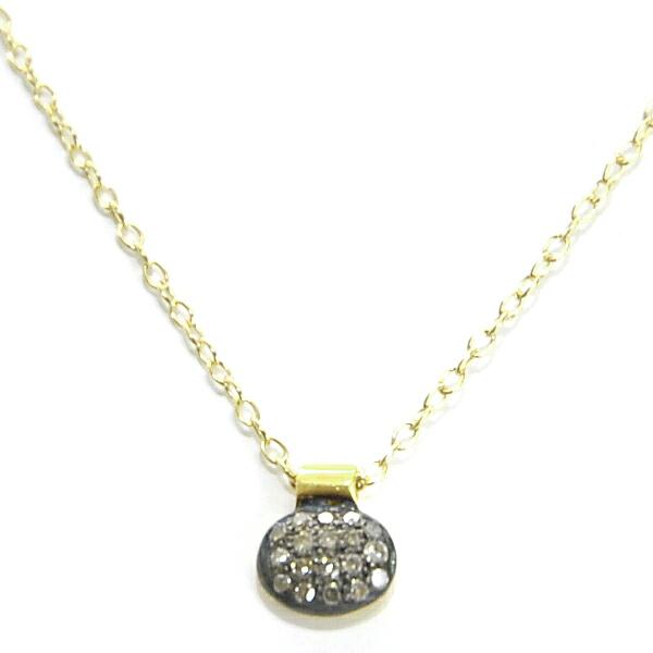 5 OCTOBRE Arno Small Necklace in Metallic Silver FxwRyvx