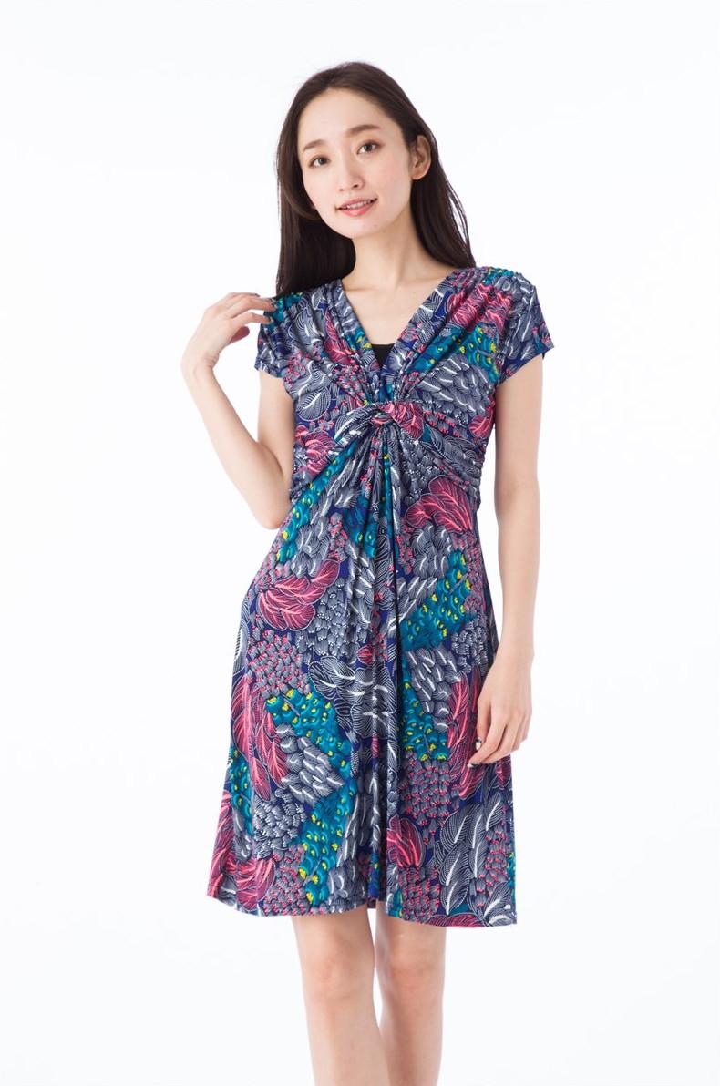 Knee Length Dress Patterns