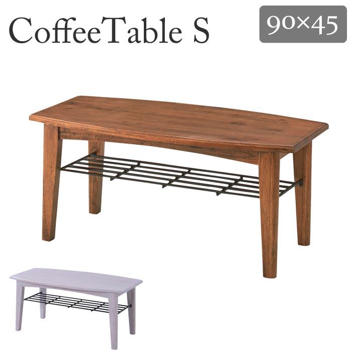 《東谷》Timber ティンバー Bridget ブリジット コーヒーテーブル Sサイズ リビングテーブル 机シンプル モダン レトロ 木製 お洒落 天然木 ミンディ 木目 西海岸 cafe カフェスタイル リビング pm-301 pm-301WH