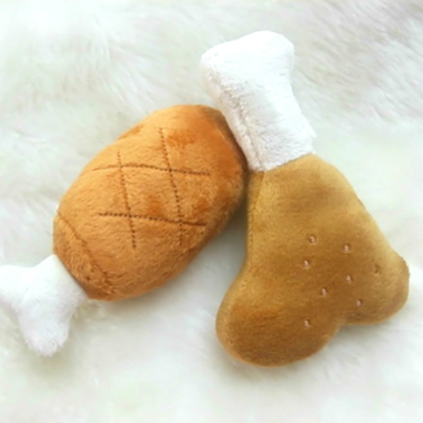 e-tanu-tandogs: Dog products toys X\'mas chicken toy Pee Pee TOY ...
