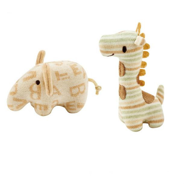 フェアオーガニック生地使用の可愛い小型TOY 犬 猫 オーガニック おもちゃ 綿 キリン PeePeeTOY 激安格安割引情報満載 ショッピング ゾウ