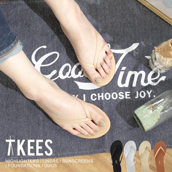 tkees ティキーズ サンダル レディース ぺたんこ ビーチサンダルトローブティキーズ 歩きやすい 旅行 ハワイ リゾート レザー かわいい 小さいサイズ 大きいサイズ トローブ・ティキーズ trove tkees