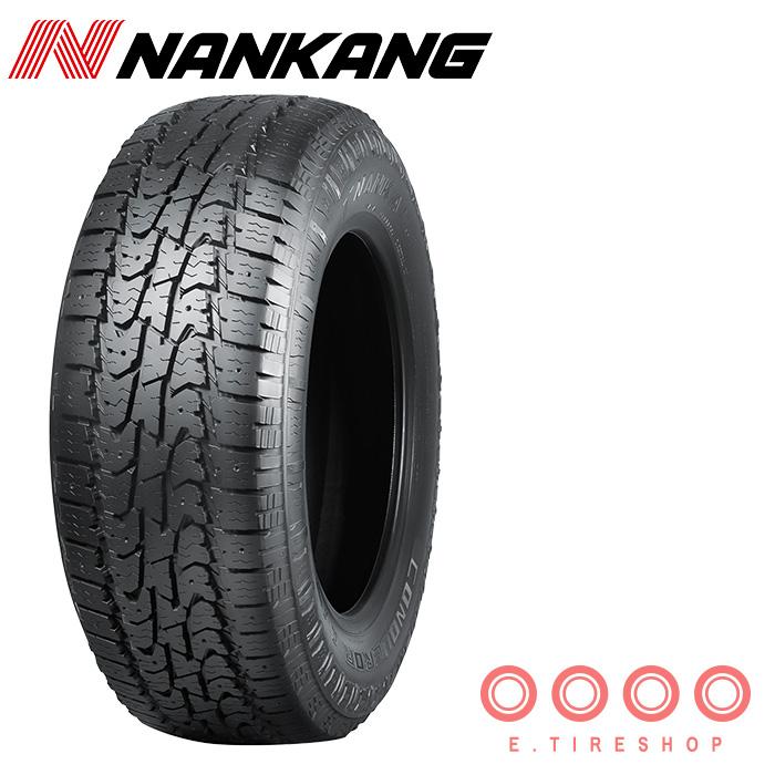 サマータイヤ 単品 新品 275 55R20 275-55-20 NANKANG 117T 爆安 1本 ナンカン 夏タイヤ 20インチ AT5 爆安プライス AT-5 XL
