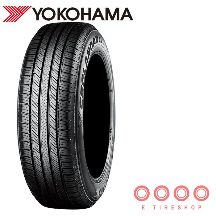 245/60R18 H GEOLANDAR CV G058 単品 1本 18インチ サマータイヤ 夏タイヤ ヨコハマ YOKOHAMA ジオランダー
