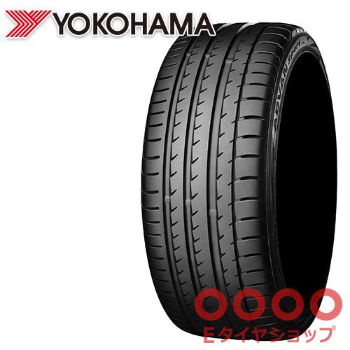 サマータイヤ 単品 新品 285 40R21 285-40-21 YOKOHAMA Y 送料込 XL セール商品 1本 アドバン スポーツ 夏タイヤ ADVAN Sport 21インチ ヨコハマ V105