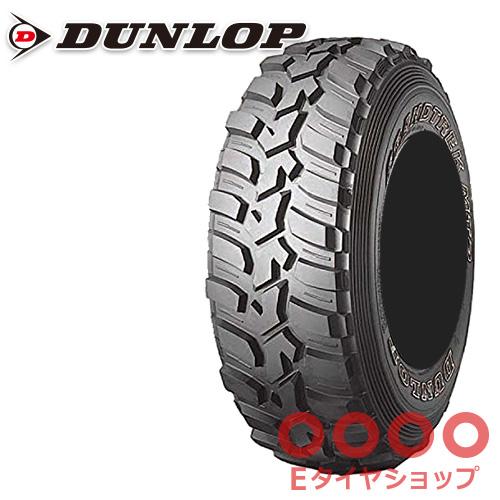 265/70R16 Q GRANDTREK MT2 単品 1本 16インチ サマータイヤ 夏タイヤ ダンロップ DUNLOP グラントレック
