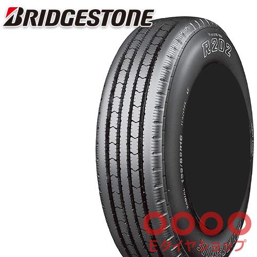 ブリヂストン R202 チューブレス 195/75R15 109/107L 15インチ サマータイヤ 1本