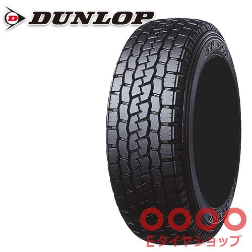 ダンロップ SP655 チューブレス オールシーズンタイヤ 205/80R17.5 120/118L 17インチ サマータイヤ 1本