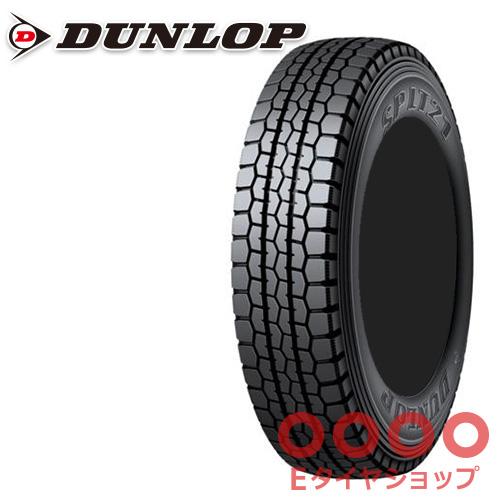 ダンロップ SPLT21 チューブレス オールシーズンタイヤ 195/70R17.5 112/110L 17インチ サマータイヤ 1本
