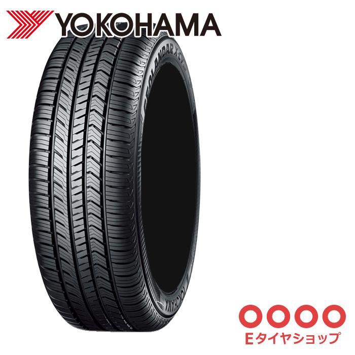ヨコハマ 255/50R20 109W XL 20インチ GEOLANDAR X-CV G057 サマータイヤ 1本 ジオランダーエックスシーブイ G057