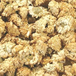 もっとお得な大袋パック 「ローマンカモミール・フラワー(花部)」 300g リーフタイプ MOTTOシングルハーブティー