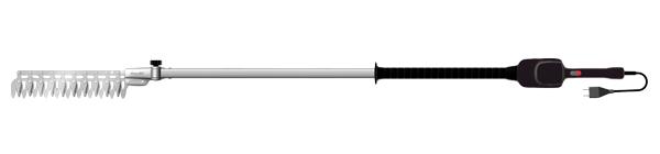 【送料無料】【アルス】高枝電動バリカンDKRチルト 1.7mDKR-1030T-BK