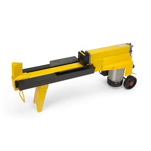 【送料無料】【薪割機】シンセイ油圧式電動薪割機LS5Tー52 粉砕力5トン