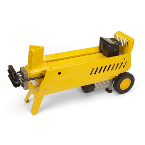 【送料無料】【薪割機】シンセイ油圧式電動薪割機WS-7T 粉砕力7トン