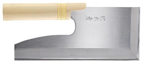 【送料無料】【豊稔企販】 切れ者麺切包丁 240mm A-1013