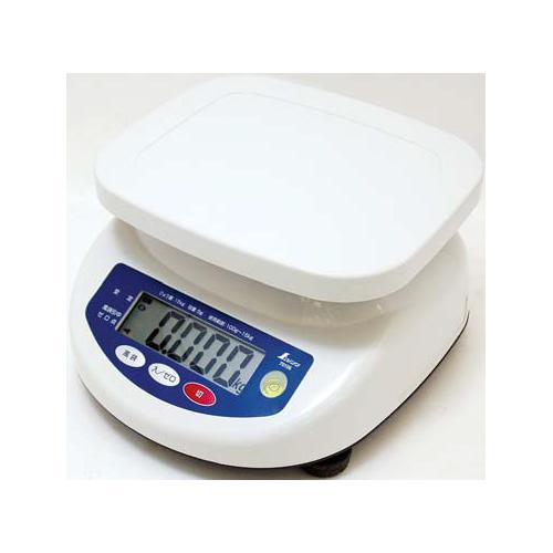 【送料無料】【シンワ測定】デジタル上皿はかり 取引証明以外用 15kg 70106